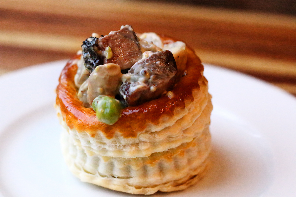 Wood Pigeon Vol Au Vents The Nosey Chef